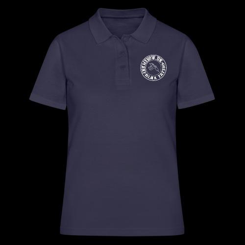 logo hvid png - Women's Polo Shirt
