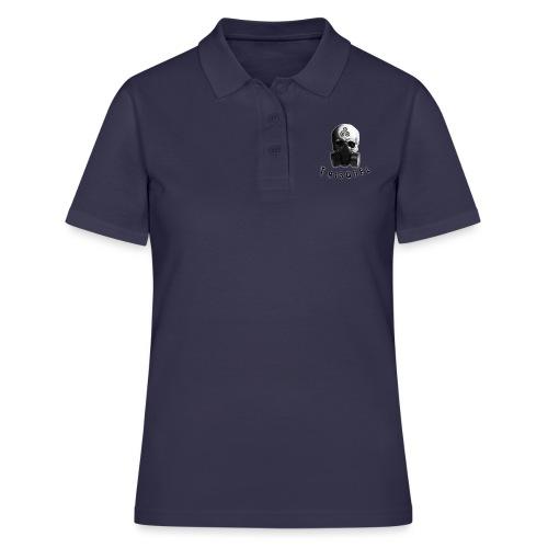 Trisquel Negro - Camiseta polo mujer