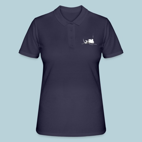 RATWORKS Luna Stag Beetle - Women's Polo Shirt