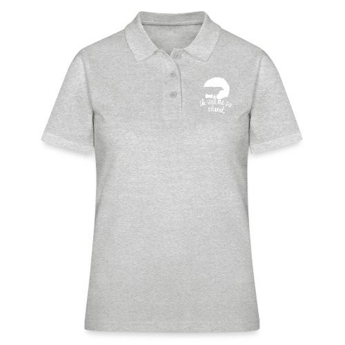 Eiland shirt - Vrouwen poloshirt