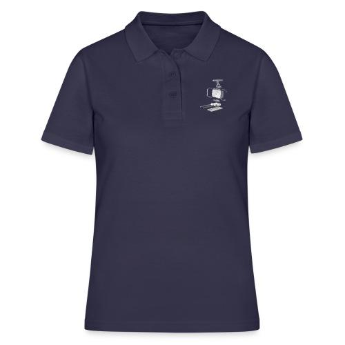 VivoDigitale t-shirt - Blackmagic - Women's Polo Shirt