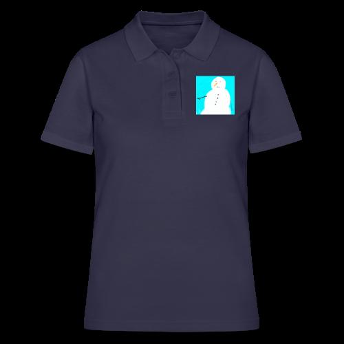 Schneeherr - Frauen Polo Shirt