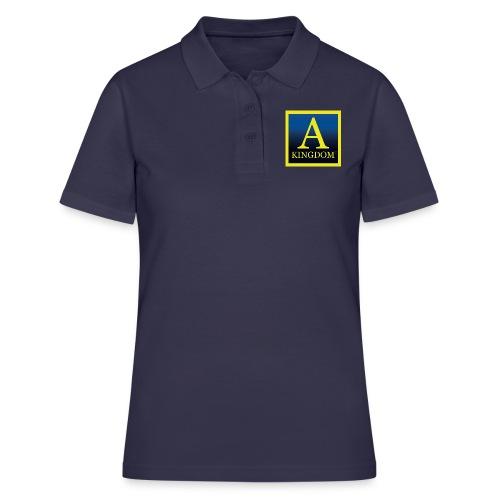 Animal_Kingdom_Bear - Women's Polo Shirt