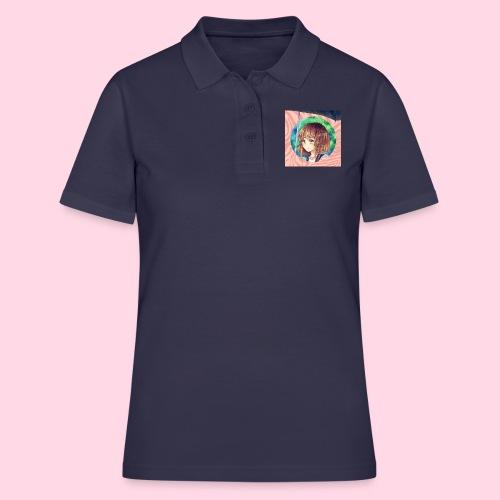 Badge Héroïne - Polo Femme
