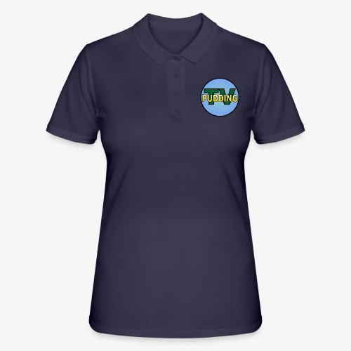 Pudding-TV Logo - Women's Polo Shirt