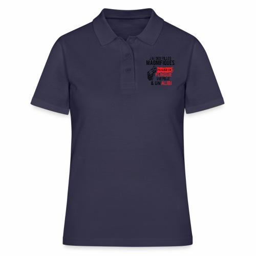 J'AI DEUX FILLES MAGNIFIQUES Best t-shirts 25% - Women's Polo Shirt