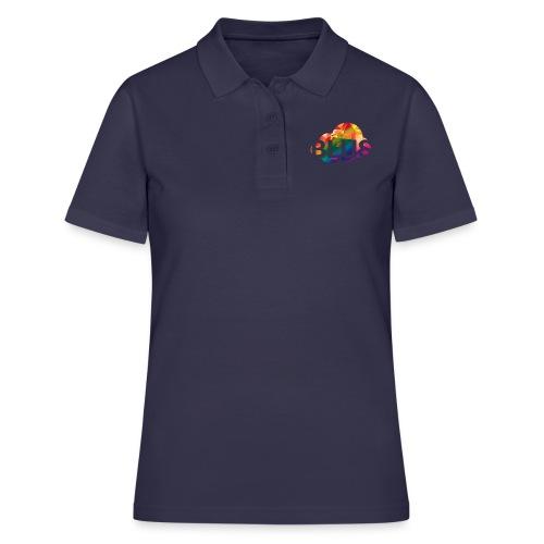 BURNER Logo - Women's Polo Shirt