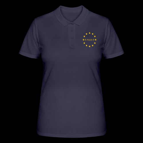 EU Pulse (Europe Pulse) - Frauen Polo Shirt