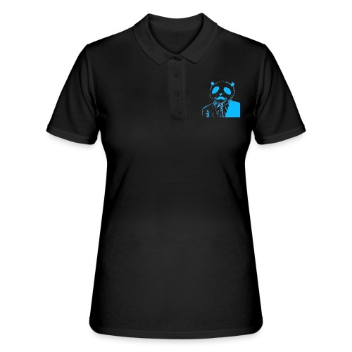BluePanda Logo - Women's Polo Shirt
