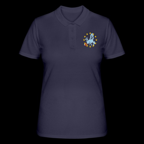 EU Spain (Europa Spanien) - Frauen Polo Shirt