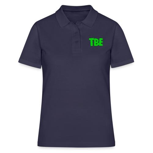 Logo groen - Women's Polo Shirt