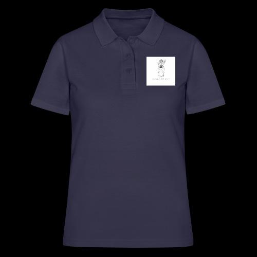 l'amour est mort - Women's Polo Shirt