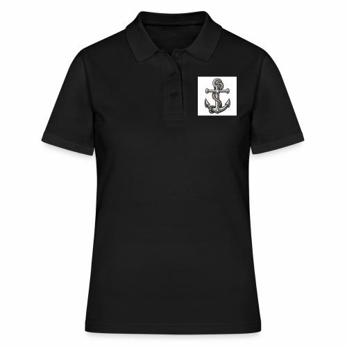 tatuaggio ancora - Women's Polo Shirt