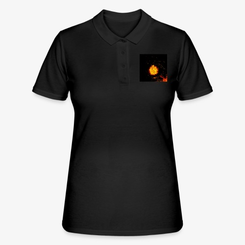 FIRE BEAST - Women's Polo Shirt