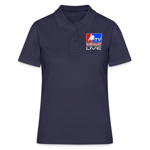 IceHorse logo - Women's Polo Shirt