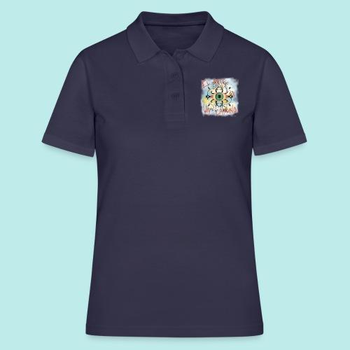 El Arte es un camino - Women's Polo Shirt