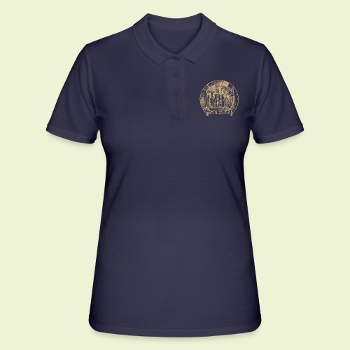 FFM Skyline R - Frauen Polo Shirt
