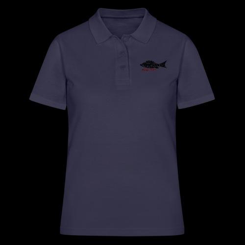 Dogfox Fisch - Frauen Polo Shirt
