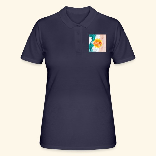 California Spirit Surfin - Women's Polo Shirt