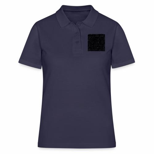 Kritzel-Design - Frauen Polo Shirt