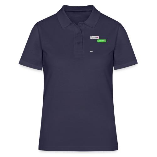 coucou mon coeur - Women's Polo Shirt