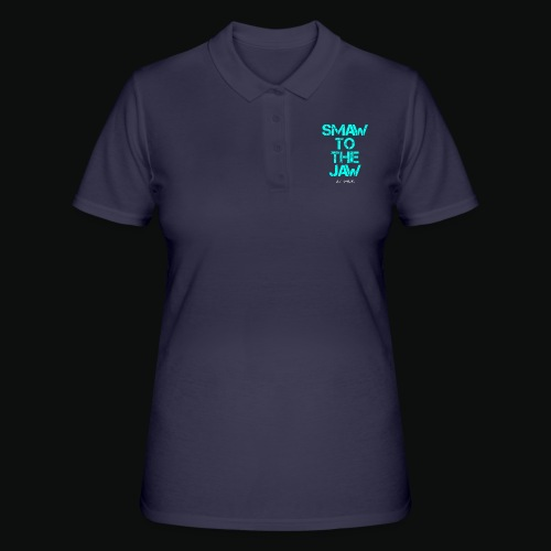 SMAW TO THE JAW - Women's Polo Shirt