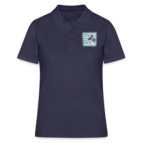 #3. Holiday - Women's Polo Shirt