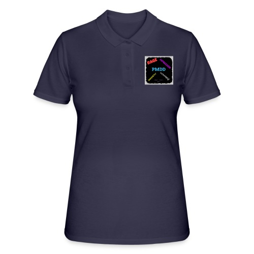 Pmdd symptoms - Women's Polo Shirt