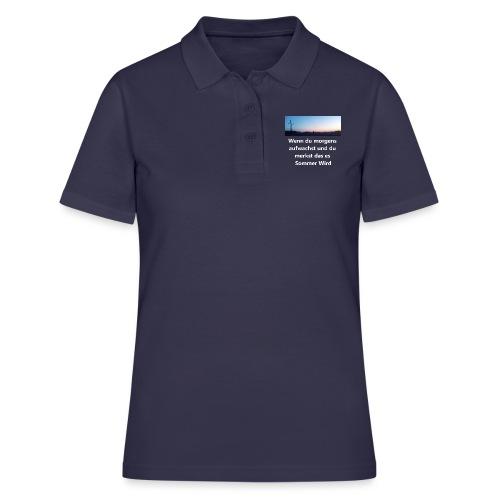 Sommer 1 - Frauen Polo Shirt