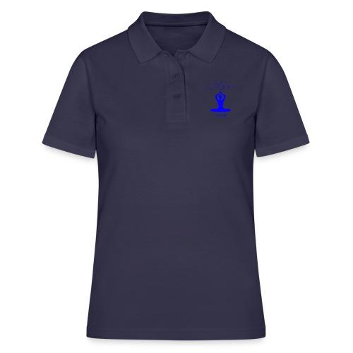 yogatyk blue - Women's Polo Shirt