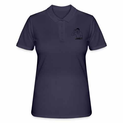Frank The Tank - Women's Polo Shirt