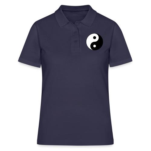 Yin Yang balance in life - Women's Polo Shirt