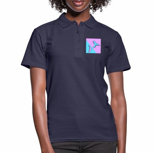 Stop fighting have a banana - Women's Polo Shirt