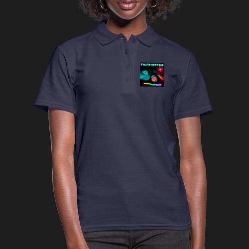 TiltShifted - Neon Traveler - Women's Polo Shirt