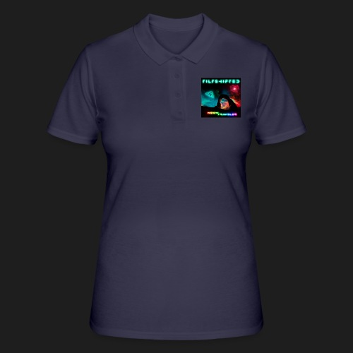 TiltShifted - Neon Traveler - Women's Polo Shirt