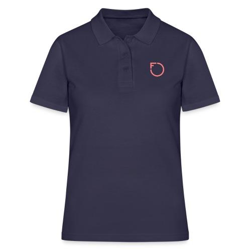 Flare - Poloskjorte for kvinner