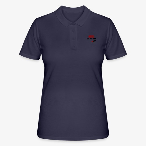 NEEL You Are Hero - Women's Polo Shirt