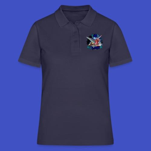 Dis Koliber Logo - Women's Polo Shirt