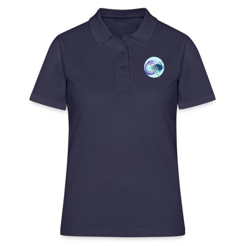 Blue Mermaid - Women's Polo Shirt