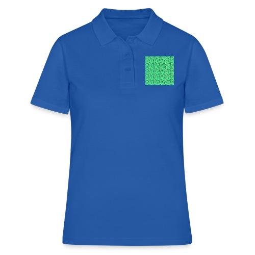kidfootprint a7 - Women's Polo Shirt