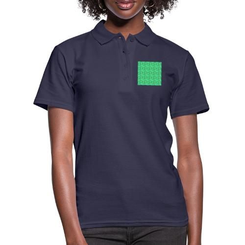 kidfootprint a7 - Women's Polo Shirt
