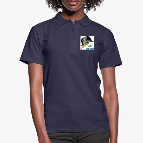 LONDON WALE - Women's Polo Shirt