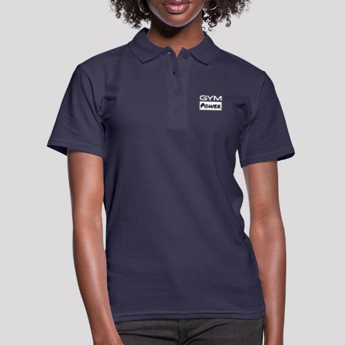 Gym Power - Frauen Polo Shirt