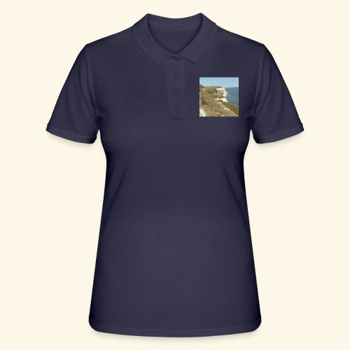 The White Cliffs Of Dover - Women's Polo Shirt