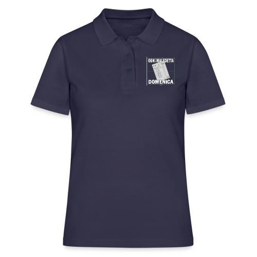 OGNI MALEDETTA DOMENICA - Women's Polo Shirt