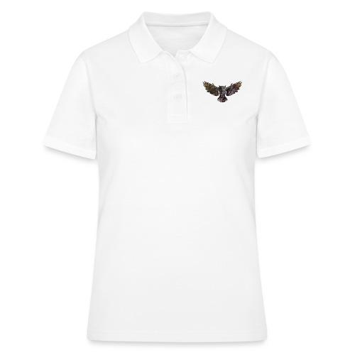 Feel Free Owl - Frauen Polo Shirt