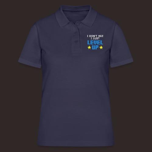 Geburtstag | Aufstieg Game Gaming - Frauen Polo Shirt