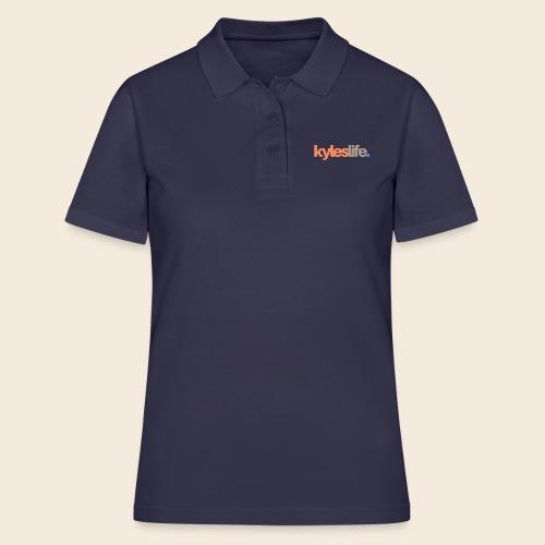 KylesLife. Official Merch - Women's Polo Shirt