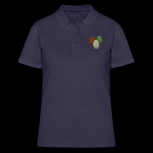 Dragon eggs - Women's Polo Shirt