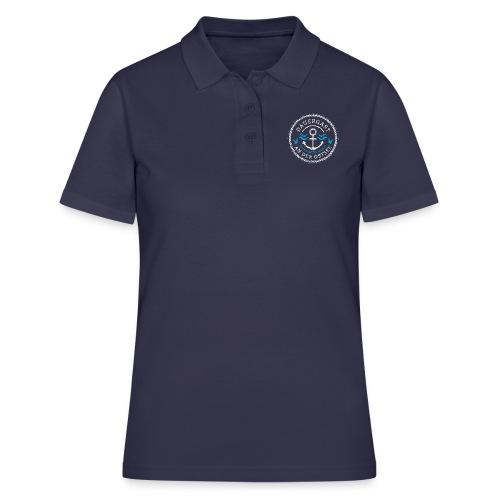Ich bin Dauergast an der Ostsee - Frauen Polo Shirt